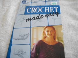 Crochet Made Easy Book 1403 - $8.00
