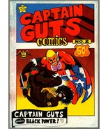 Captain Guts 2, Print Mint , 1970, Larry Welz - $9.25