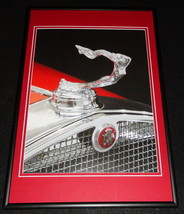 1930 Cadillac V16 Framed 10x14 Poster GM Official - $46.39