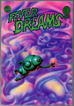 Fever Dreams,5th print, Richard Corben, Kitchen Sink 1977,Undreground Comix - $9.25