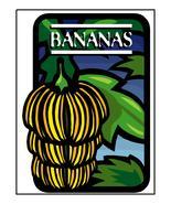 Bananas 8591-Download-ClipArt-ArtClip-Digital Tags-Digital - $4.00