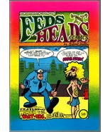 Feds 'N' Heads, 4th print, Gilbert Shelton, Print Mint 1970,Undreground ... - $12.25