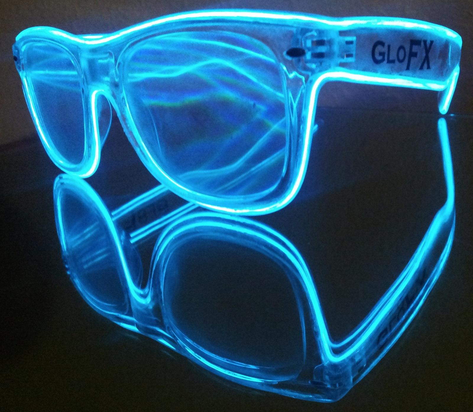 fc1381cdfca9 Insane Wild trippy rave glasses DIFFRACTION lenses rainbow crazy bright  flashing