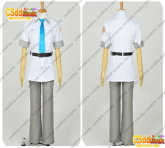 Kamigami no Asobi cosplay costume uniform with tie - $70.99