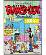 Flamed-Out Funnies 1 & 2, Rip Off Press 1976, C... - $11.25