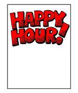 HAPPY HOUR 6415-Download-ClipArt-ArtClip-Digital Tags-Digital - $4.00