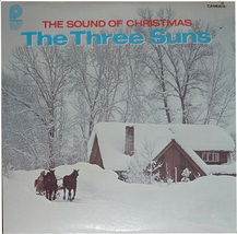 The Three Suns   *The Sound Of Christmas*   Pickwick  Records  ACL-7077 ... - $8.00