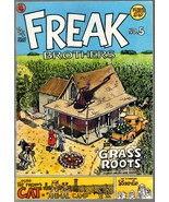 Freak Brothers 5, Rip Off Press 1977, Gilbert S... - $12.25