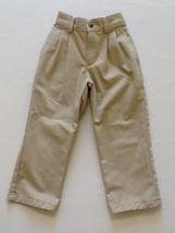 IZod khaki pants boys 4 slim - $8.00
