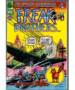 Freak Brothers 6, Rip Off Press 1980, Gilbert S... - $12.25