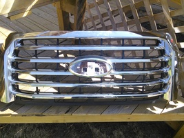 2015 Ford F150 XLT OEM 5 Bar Chrome Grille - $350.00