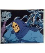 Alan Oppenheimer Skeletor Hand Signed 8x10 Photo COA + Proof He-man - $99.99