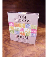 Boom Voices of the Sixties Audiobook by Tom Brokaw, on 5 CDs, in sealed ... - $7.95