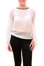 Diesel Women's Authentic T-Emi-B Debardeur Top White Size XS RRP £106 BC... - $98.02