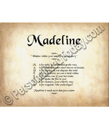 Madeline Hidden Within Your Name Is A Special S... - $8.95