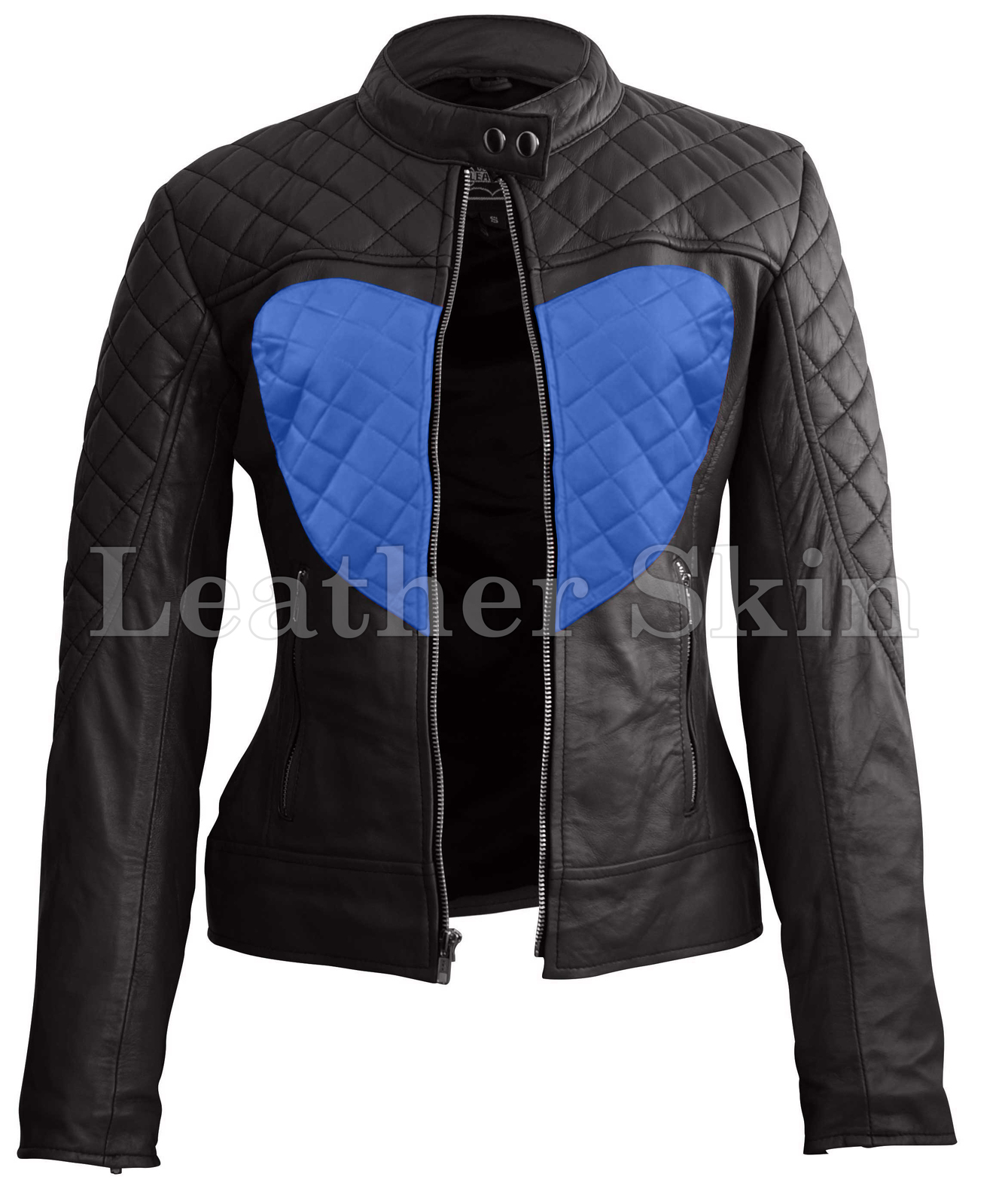 Genuine leather jackets for women