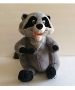 DISNEY POCAHONTAS MEEKO PLUSH RACCOON 10 - $15.99
