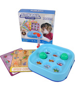 children's attention training game blow ball board game toy - $15.80