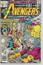 AVENGERS #174 MarvelComics1978 Black Widow Wasp Iron Man Hawkeye COLLECT... - $17.50