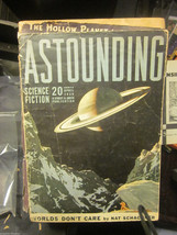 Astounding Science Fiction April 1939 Jack Williamson, Eando Binder, Sim... - $33.95