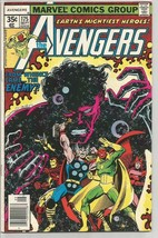 AVENGERS #175 Marvel Comics 1978 Vision Thor Beast Scarlet Witch - $15.44