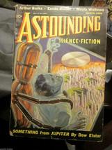 Astounding Science Fiction March 1938 Arthur Burks Eando Binder Wellman ... - $47.95