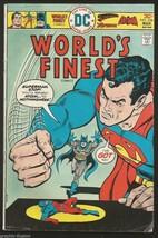 WORLD's FINEST #236 DC COMICS 1976 1st print and series SUPERMAN / Batma... - $14.85