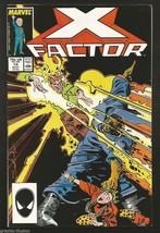 X-Factor #16 Marvel Comics 1987  VF- range or better 1st print Great Cover - $14.99