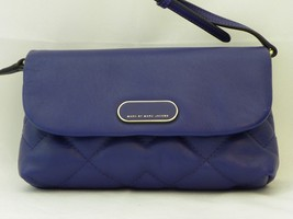 Marc By Marc Jacobs Crossbody Quilty Martina Ultra Violet - $118.75