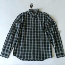 Michael Kors Plaid Shirt Sz M NWT Retail $145.00 - €43,04 EUR