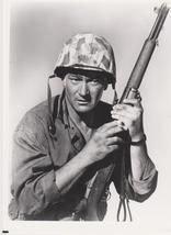 Sands of Iwo Jima John Wayne EP Vintage 11X14 BW Movie Memorabilia Photo - $12.95