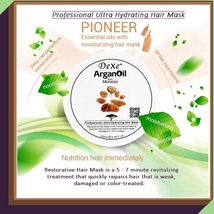 Morocco ArganOil Revitalizing Restorative Professional Ultra Hydrating Hair Mask image 1