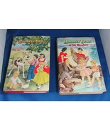 Pair Vintage 1950 Bobbsey Twins w/ Dust Jackets, In The Country, At The ... - $15.88