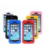 Waterproof Shockproof Dirtproof Clear Cell Case for Iphone 6 Plus  - $22.99