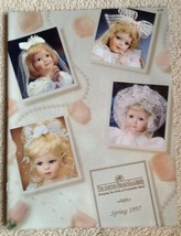 The Ashton-Drake Galleries Catalog Spring 1997 Collectible Dolls Bears - $5.85