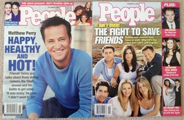 Lot 2 2002 Friends People Magazine: The Fight T... - $18.91