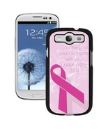 Cancer Awareness Samsung Galaxy 3 Cell Case [Wireless Phone Accessory] - $39.19