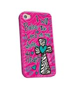 Praise the Lord, iPhone 4/4S Cell Phone Case [Wireless Phone Accessory] - $39.19