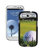 Golf Samsung Galaxy 3 Graphic Case, Trust [Wireless Phone Accessory] - $19.99