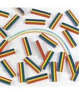 Set of 5 Rainbow Crayons  - $4.90
