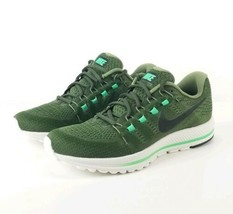 Nike Air Zoom Vomero 12 Men's Size 10 Running Shoe Legion Green 863762-3... - $89.00