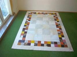 Cowhide rug Cupido 781 - 5.8x8 ft. (176x243 cm) - $999.00