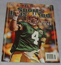 Sports IllustratedTribute Edition Brett Favre March 2008 Football - $5.95