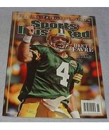 Sports IllustratedTribute Edition Brett Favre March 2008 Football - $5.00