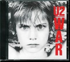 U  2  * WAR *  CD - $3.00