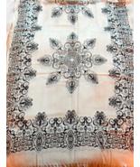 Luxurious Hand Woven 100% Silk Khmer Scarf (Krama) - $18.50