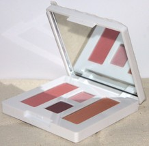 Clinique Color Palette Bronzer, Eye Shadow Duo, + Blush /Mirrored Compac... - $32.67