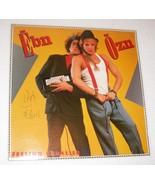 "Ebn Ozn~SIGNED AUTOGRAPHED~Feeling Cavalier New Wave 1984 12"" Lp  Elektra - $41.58"