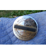 1978 MUSTANG II GHIA FUEL GAS CAP  USED FORD PART - $41.58