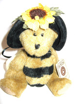 "Boyds Bears ""Mrs. Bumbley""  6"" Plush Bee Bear - #562474 - NWT- 2005 -Retired - $19.99"